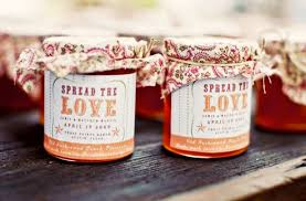 country wedding favors southern ties madera estates