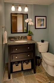 because guest simple bathroom accessories decorating ideas