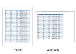 excel 2013 page layout full page