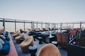 wilshire grand offers stunning views decadent eats u2014and