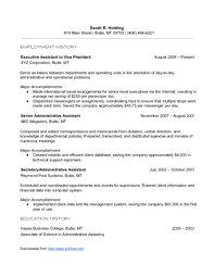 exle of chronological resume how to write a chronological resume with sle resume