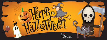 happy halloween banner halloween facebook banner