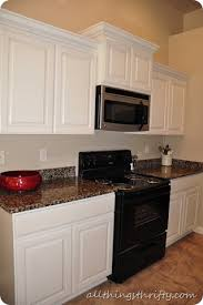 Best Way To Paint Kitchen Cabinets How To Paint Your Kitchen Cabinets Professionally All Things