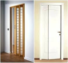 Accordion Doors For Closets Pocket Door Alternatives Sliding Door In The House With Wonderful