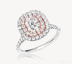 gold cushion cut engagement rings halo cushion cut engagement ring with gold accent