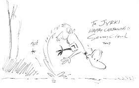 gary clark swamp sketch in jyrki vainio u0027s sketches cartoon