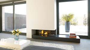 gas fireplace contemporary open hearth built in 572 boley