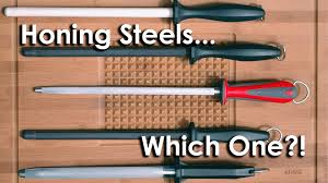 honing kitchen knives hd which type of honing steel is right for me