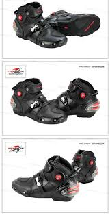 used motorcycle boots motorcycle boots pro biker speed bikers moto racing boots