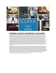iconix brand group icon presents at cl king 15th annual best