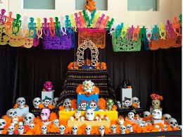 dia de los muertos decorations museum hosts dia de los muertos albuquerque journal