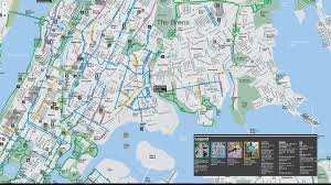 Bronx Map Randall U0027s Island Connector Is Officially Open Providing A Direct