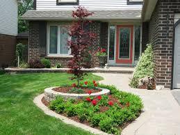 cheap landscape ideas home design