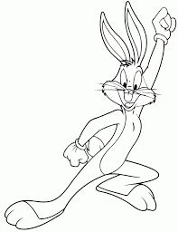 bugs bunny coloring pages 46173
