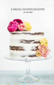 bridal shower registries our bridal shower registry favorites with crate and barrel 100