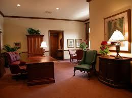Funeral Home Interior Design Phenomenal Walker Service Interiors