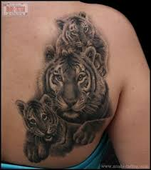 161 best tiger tattoos images on pinterest beautiful future