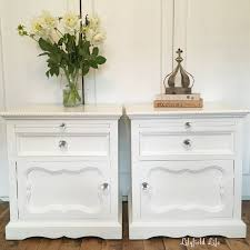 White Bedside Table Bedroom Bedroom Furniture Stores And Vintage White With