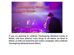 rockers events in miami south florida festivals