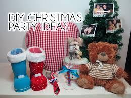 diy christmas party ideas youtube