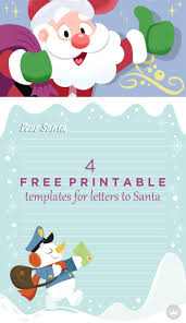 best 25 letter to santa template ideas on pinterest write to