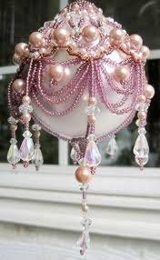 70 best beading christmas ornaments images on pinterest beaded