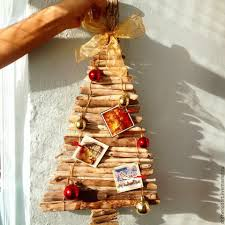buy driftwood christmas tree winter norway on livemaster online shop