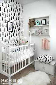 chambre bébé blanc et gris chambre bebe blanc et gris fabulous chambre bebe noir et blanc