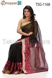 bangladesh saree tangail half silk saree tsg 1168 online shopping in bangladesh