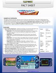 Kaset Ps4 Mega Legacy Collection 2 legacy collection 2 fact sheet