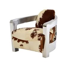 Faux Cowhide Chair Cowhide Chair Faux Bois Cowhide Chairs A Pair Nspire Faux Cowhide