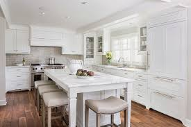 Traditional White Kitchen Images - lake minnetonka tailored white kitchen traditional kitchen