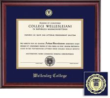 college diploma frame diploma frames wellesley college bookstore