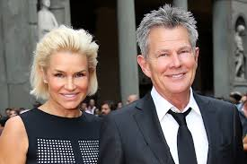 wedding rings how many times has david foster been married