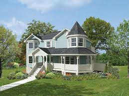 turret house plans candlewick home plan 053d 0015 house plans and more