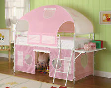 Princess Castle Bunk Bed Loft Bed Slide Tent Princess Castle Bunk Beds Pink Furniture