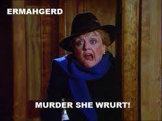 Angela Lansbury Meme - 16 reasons you must revisit murder she wrote angela lansbury