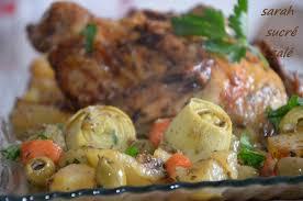 cuisiner un poulet roti poulet rôti facile et ses légumes le sucré salé d oum souhaib