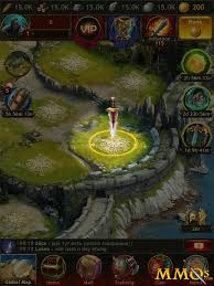 Empty World Map Vikings War Of Clans Game Review