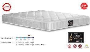 viro athena orthopedic mattress sleep space