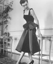 a short history of the little black dress real simple