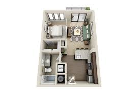 Studio Apartment Floor Plans Studio Apartment Floor Plans Independent Living Apts Pinterest