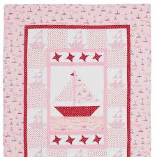 Nautical Quilts Nautical Baby Quilt Allpeoplequilt Com