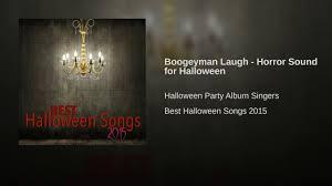 boogeyman laugh horror sound for halloween youtube