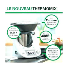 appareil cuisine thermomix vorwerk cuisine thermomix tm31 6 a de cuisine vorwerk