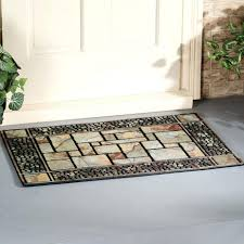 Half Moon Doormat Front Doors Excellent Front Door Matt Best Idea Doormat With