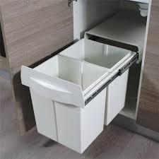poubelle cuisine encastrable luxe photographie poubelle cuisine