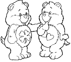 coloring pages bears animated images gifs pictures