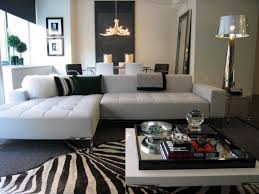 Zebra Print Dining Chairs Decorating Feat Brown Sectional Sofas Furniture Inspiration