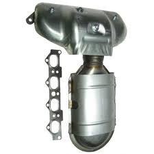 2000 hyundai elantra catalytic converter hyundai elantra tiburon exhaust manifold with catalytic converter